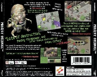 Screenshot Thumbnail / Media File 1 for Project Overkill [NTSC-U]
